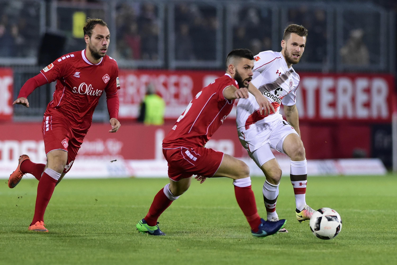 Tickets für Heimspiel gegen Würzburg