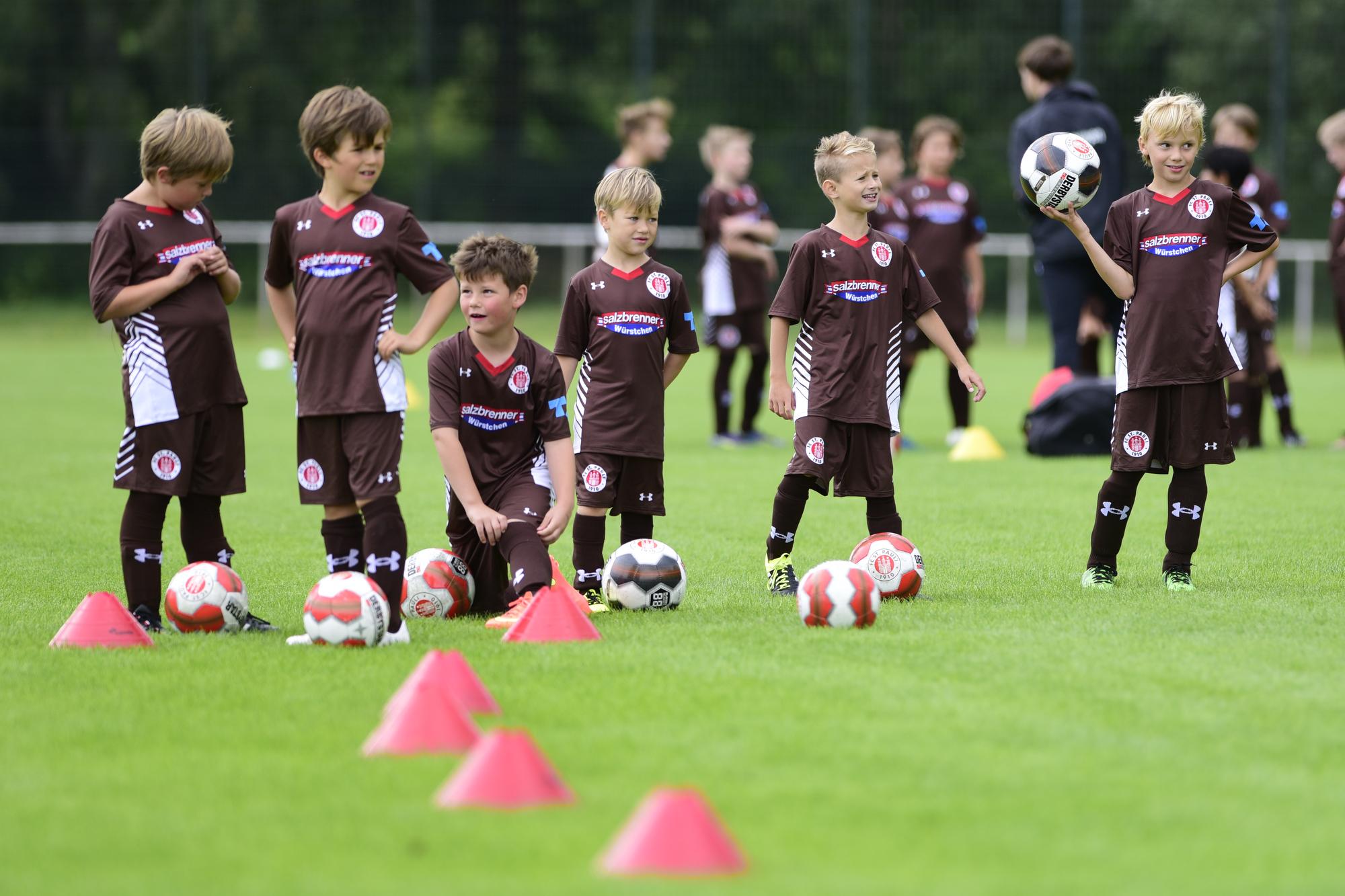 Neue Camptermine der FC St. Pauli Rabauken – Fußballschule online