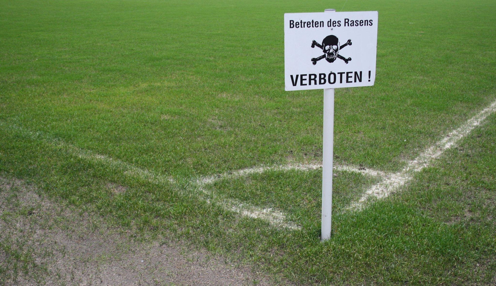 U23-Heimspiel gegen Egestorf Langreder fällt aus!