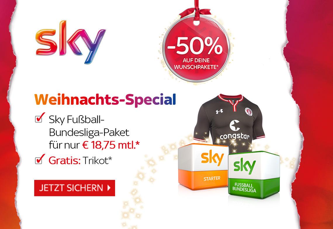 Weihnachts-Special für FC St. Pauli-Fans