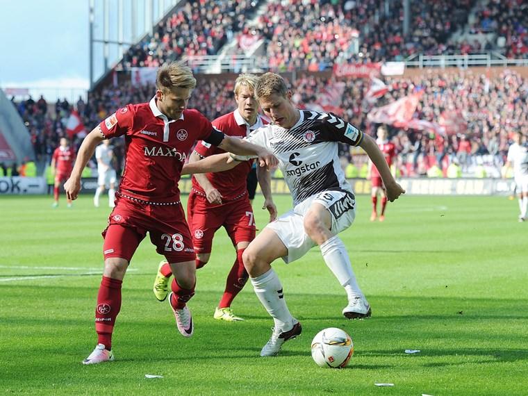 Fc St Pauli 1 Fc Kaiserslautern