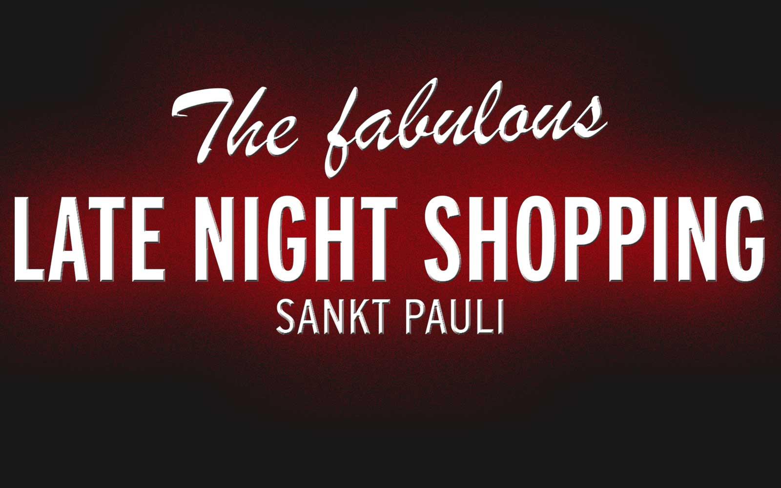 Late Night Shopping in den Fanshops