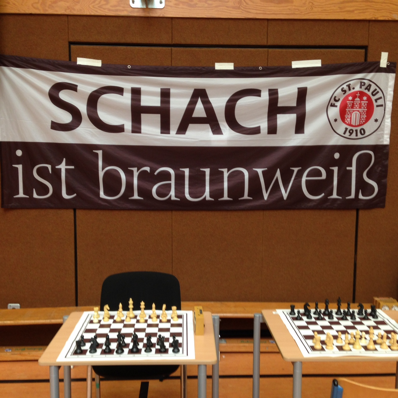 7. Internationales St. Pauli Schach-Open startet am Millerntor