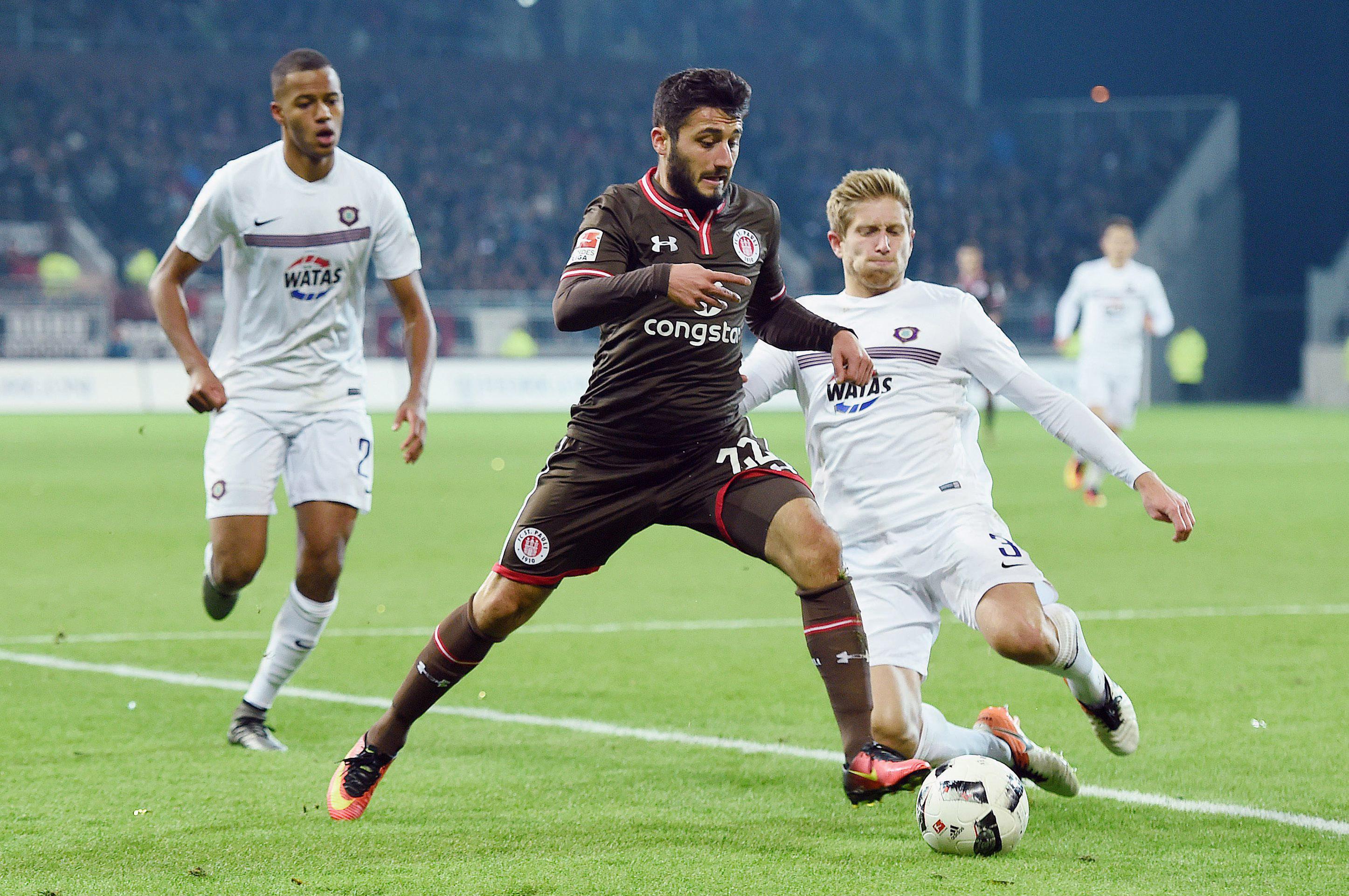 Zu Gast beim FC Erzgebirge Aue