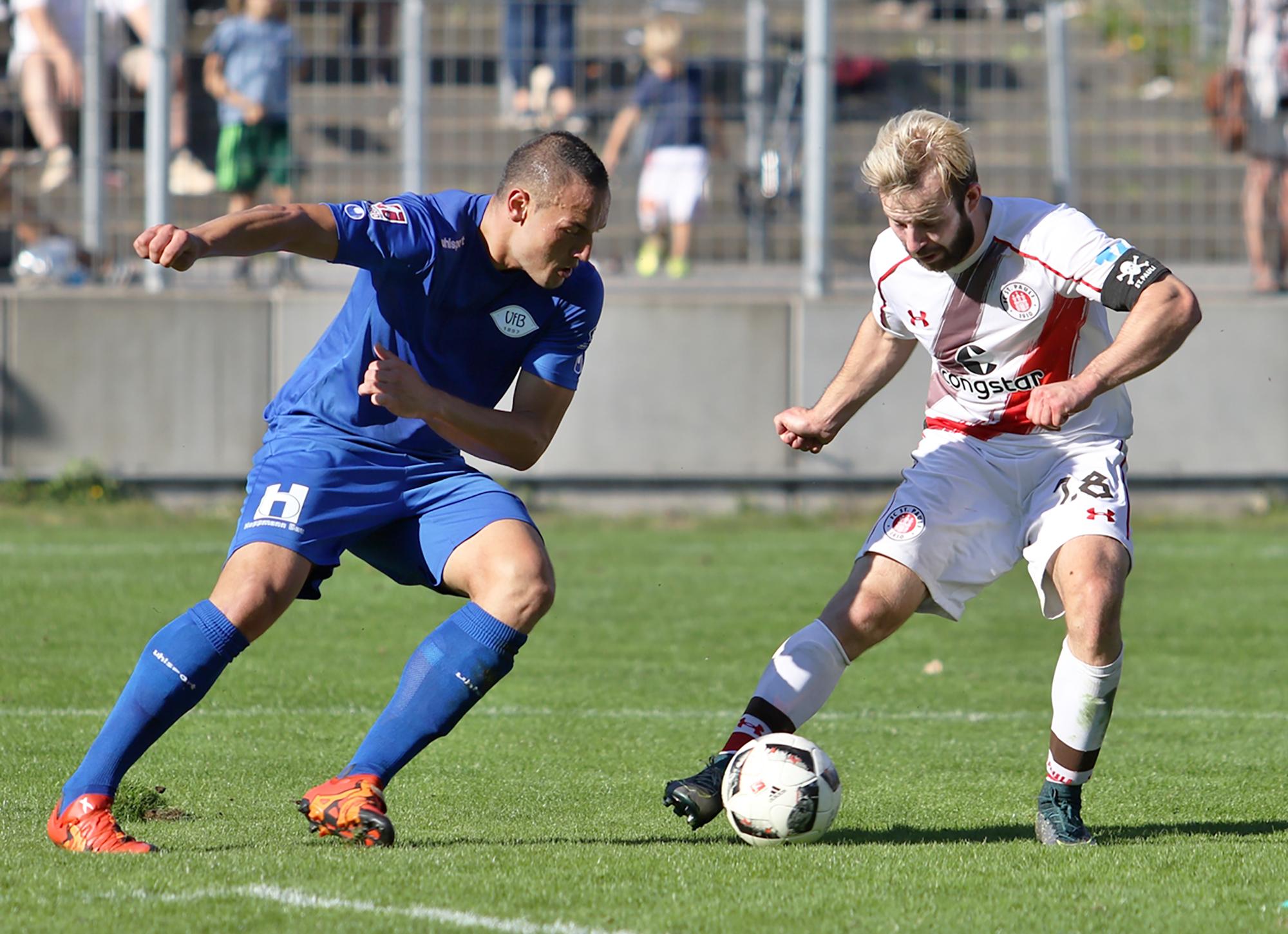 U23 reist mit breiter Brust zum VfB Oldenburg