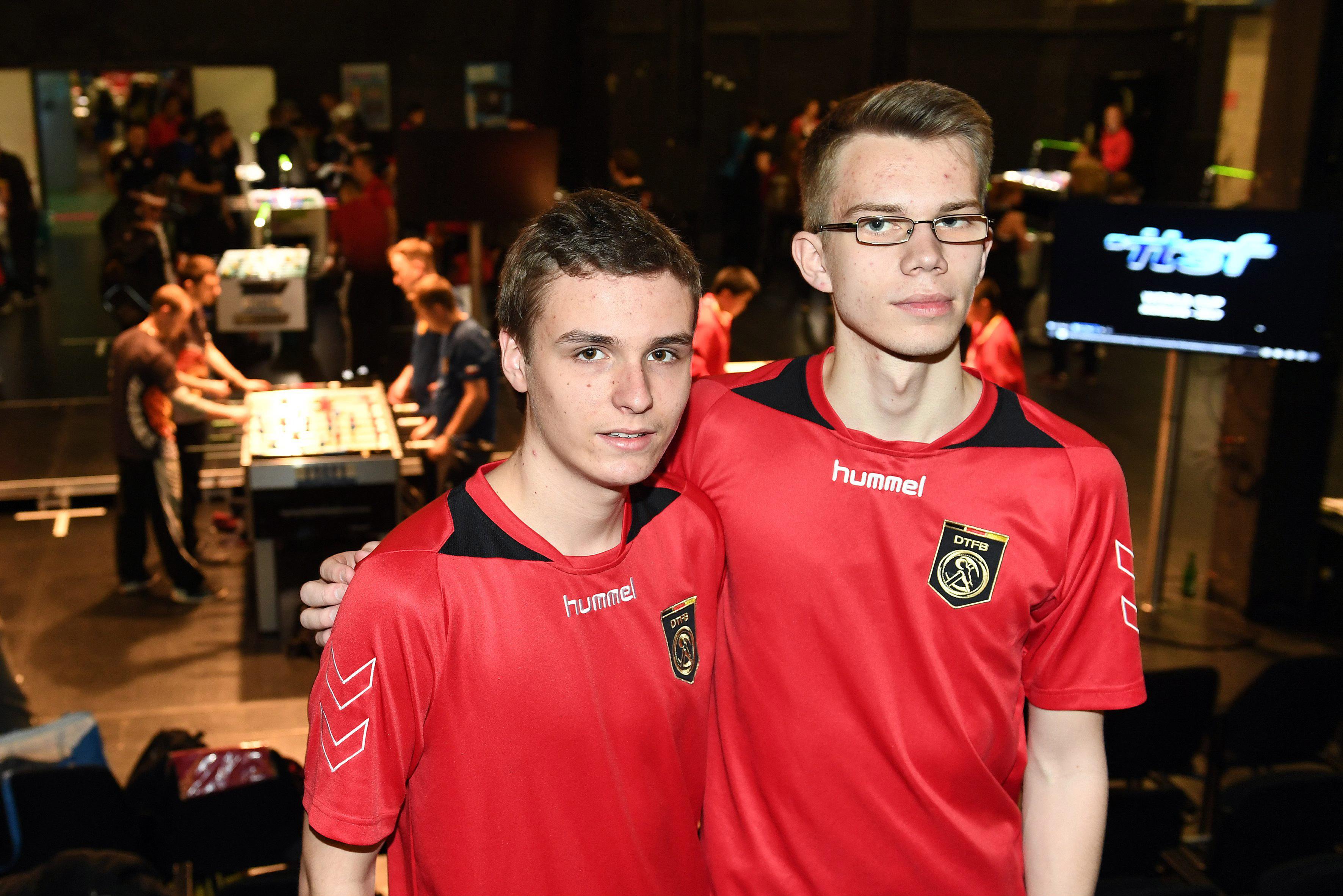 Nico Wohlgemuth bei Heim-WM erneut Doppel-Weltmeister