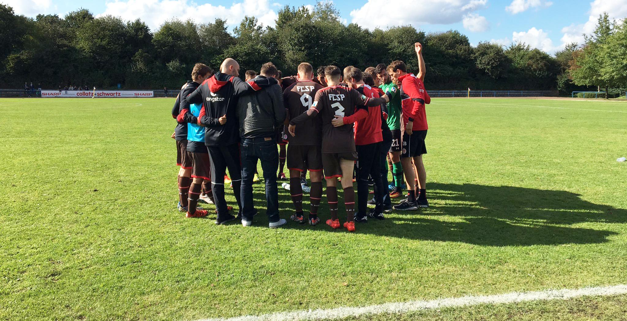 """U19 zieht ins Pokalhalbfinale ein, U14 gewinnt Krimi gegen die """"Rothosen"""""""