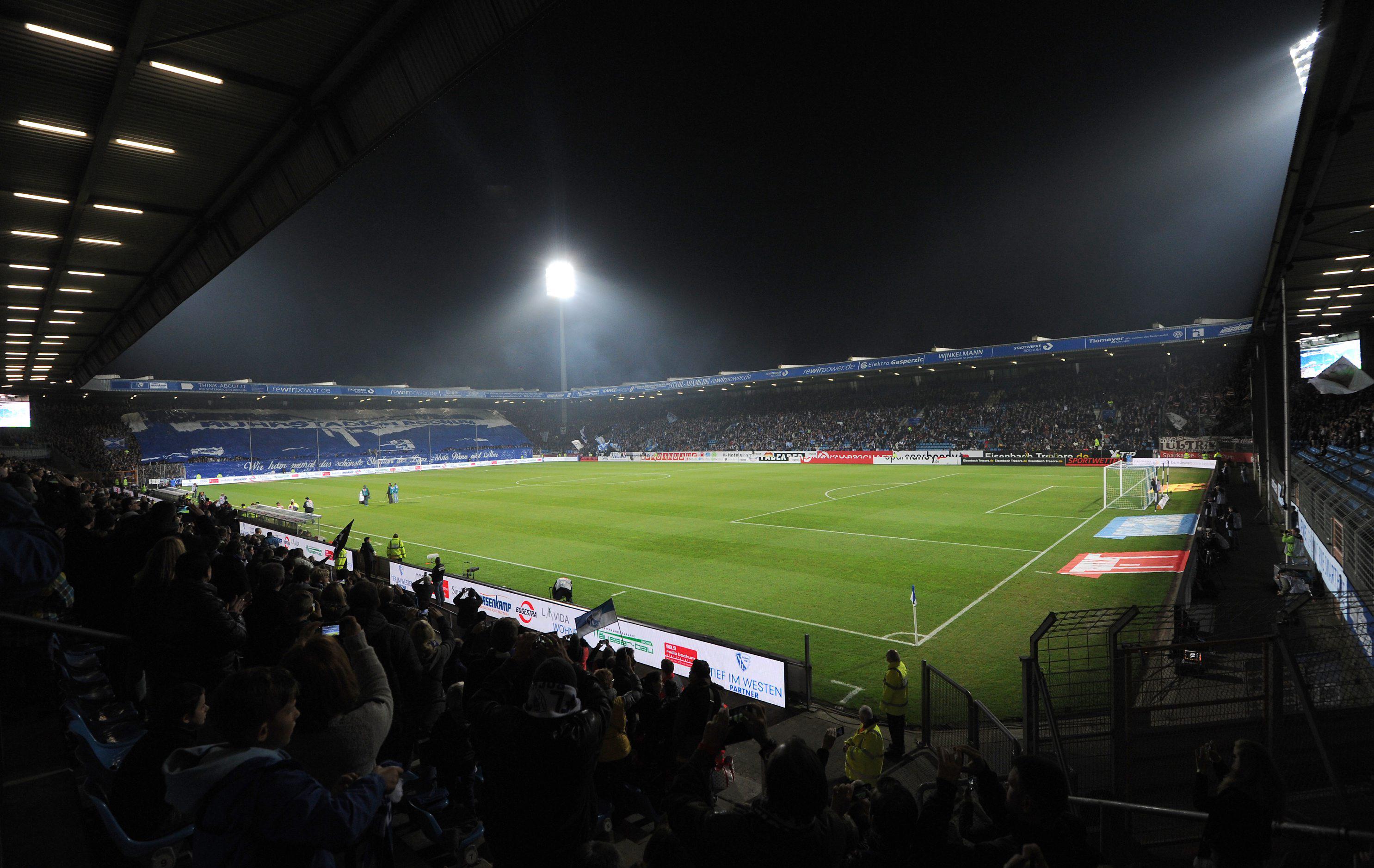 Rucksack- und Taschenverbot beim Saisonstart in Bochum