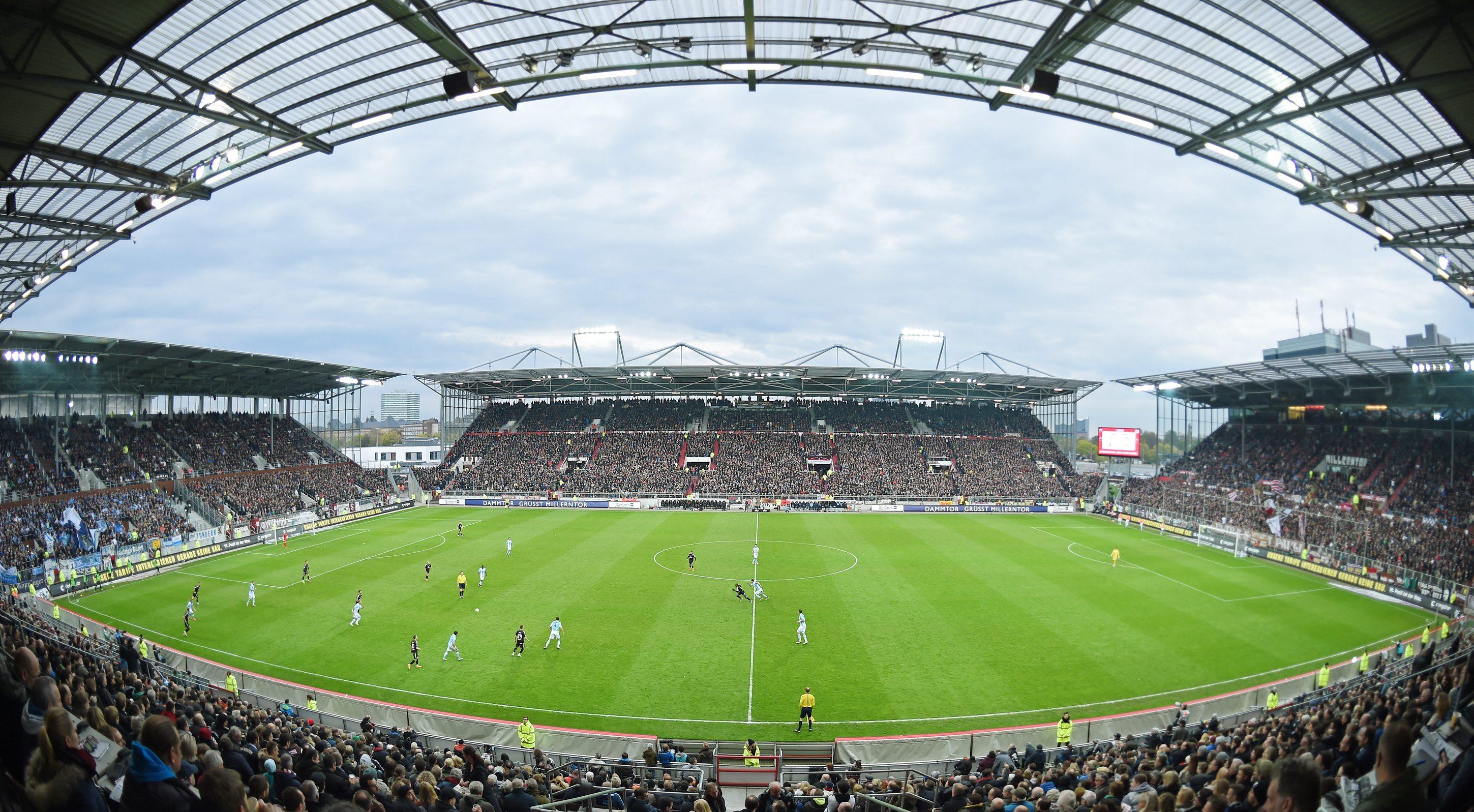 Bei Heimspiel gegen den 1. FC Magdeburg: Keine Gästefarben im Heimbereich