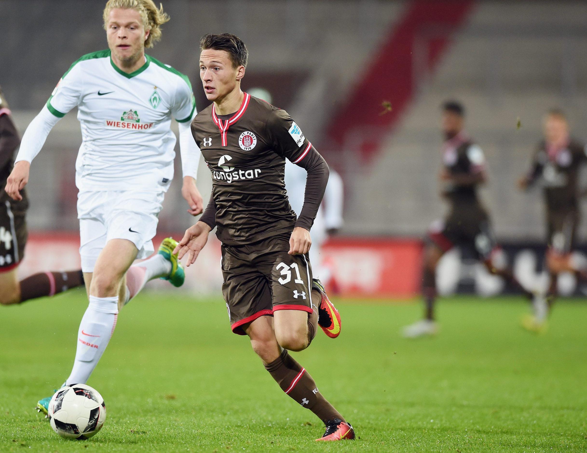 Saisoneröffnung gegen den SV Werder Bremen