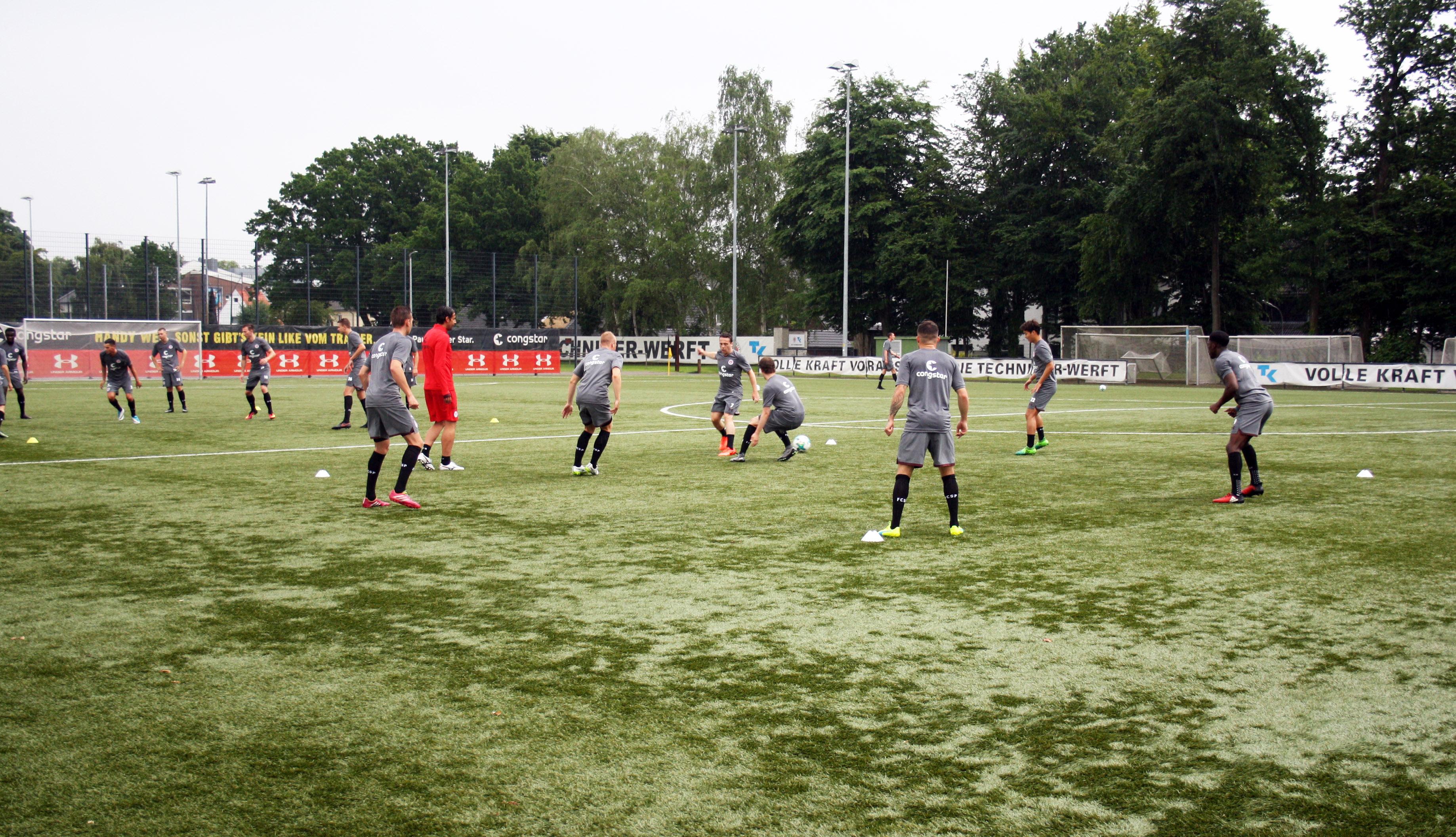Stark verjüngt startet unsere U23 in die neue Spielzeit