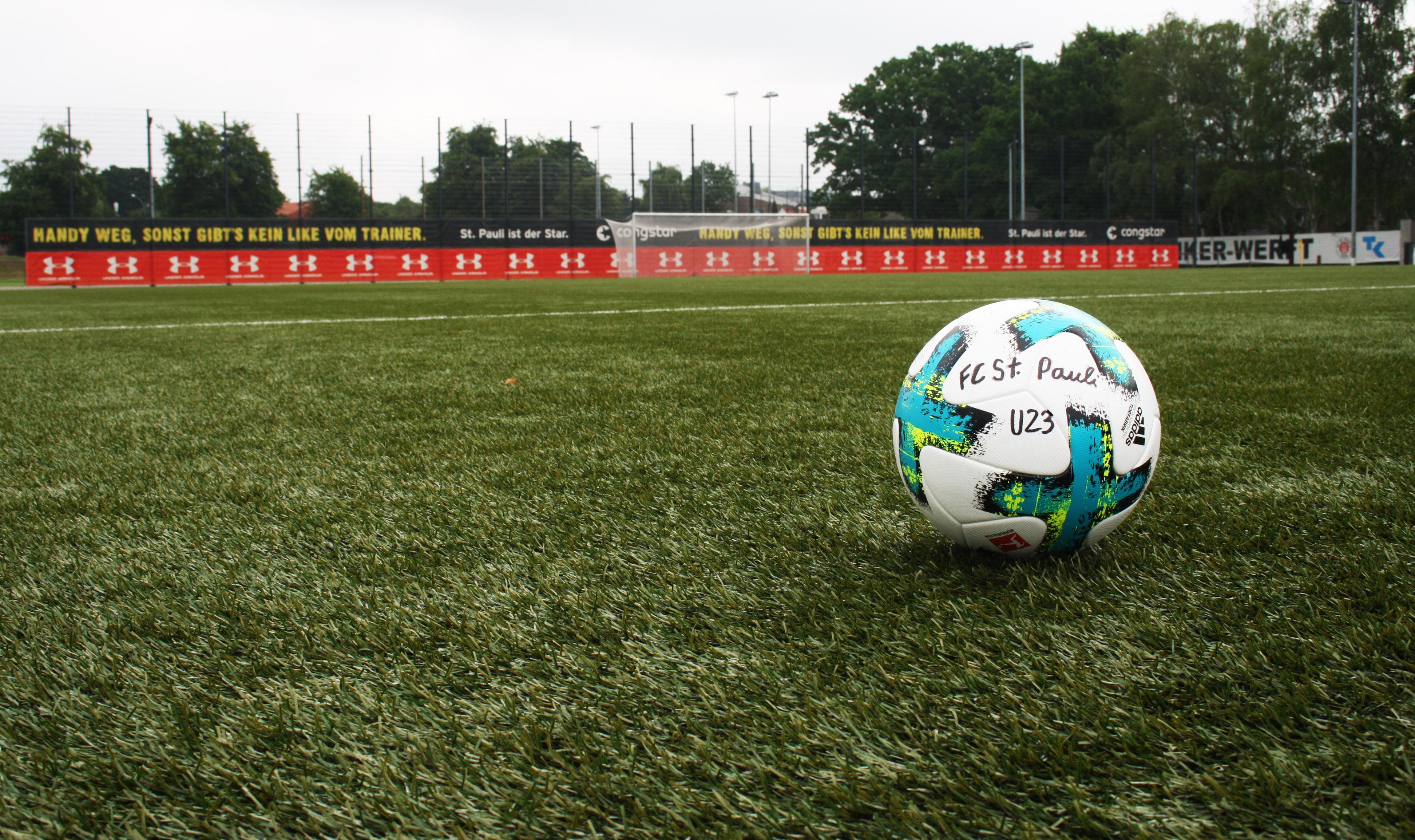 2:4 in Lübeck - U23 verliert Nachholspiel in der Schlussphase