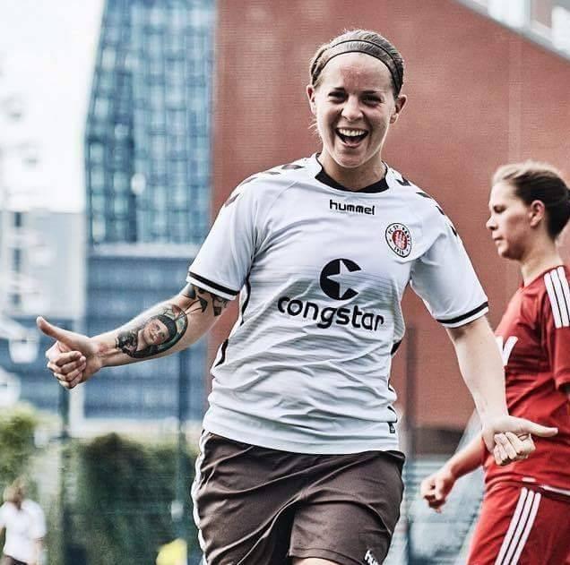 Hamburgs Fußballerin des Jahres gesucht - Kiezkickerin Nina Philipp erneut nominiert