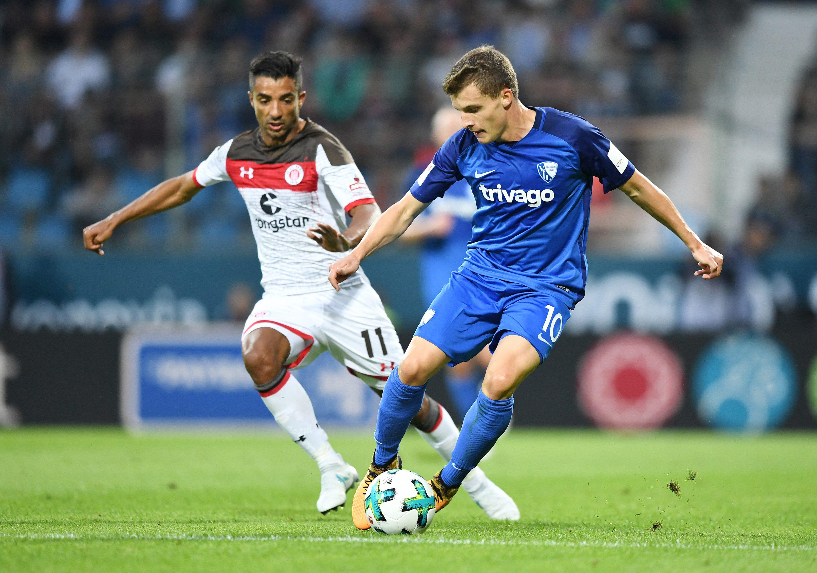 Restkarten für das Heimspiel gegen den VfL Bochum verfügbar