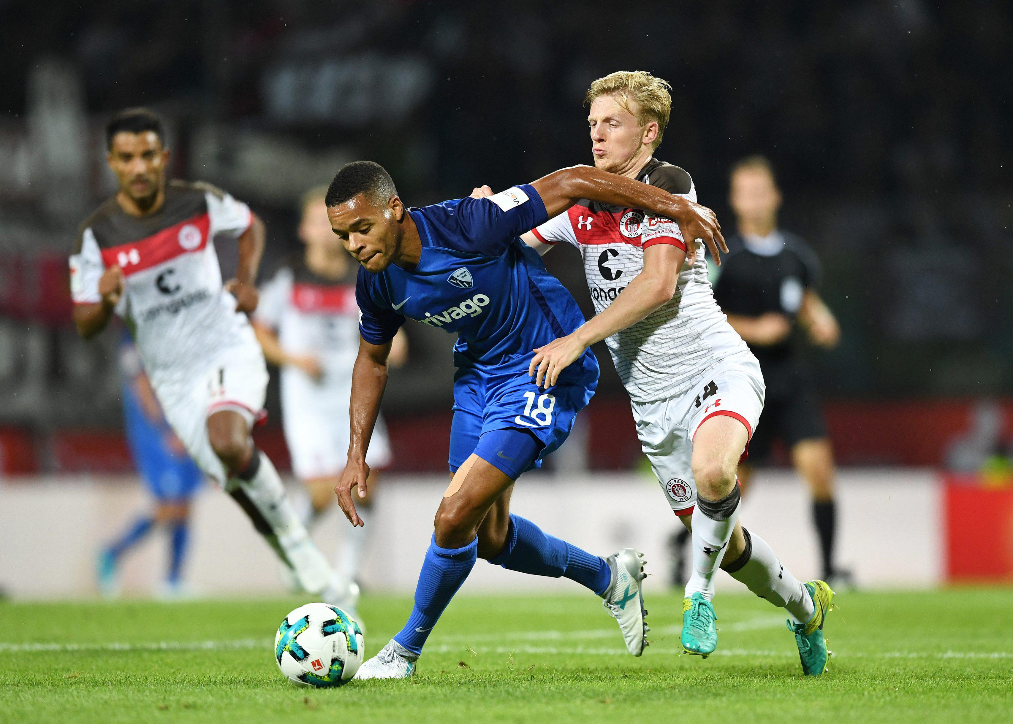 Weitere Tickets für das Heimspiel gegen den VfL Bochum