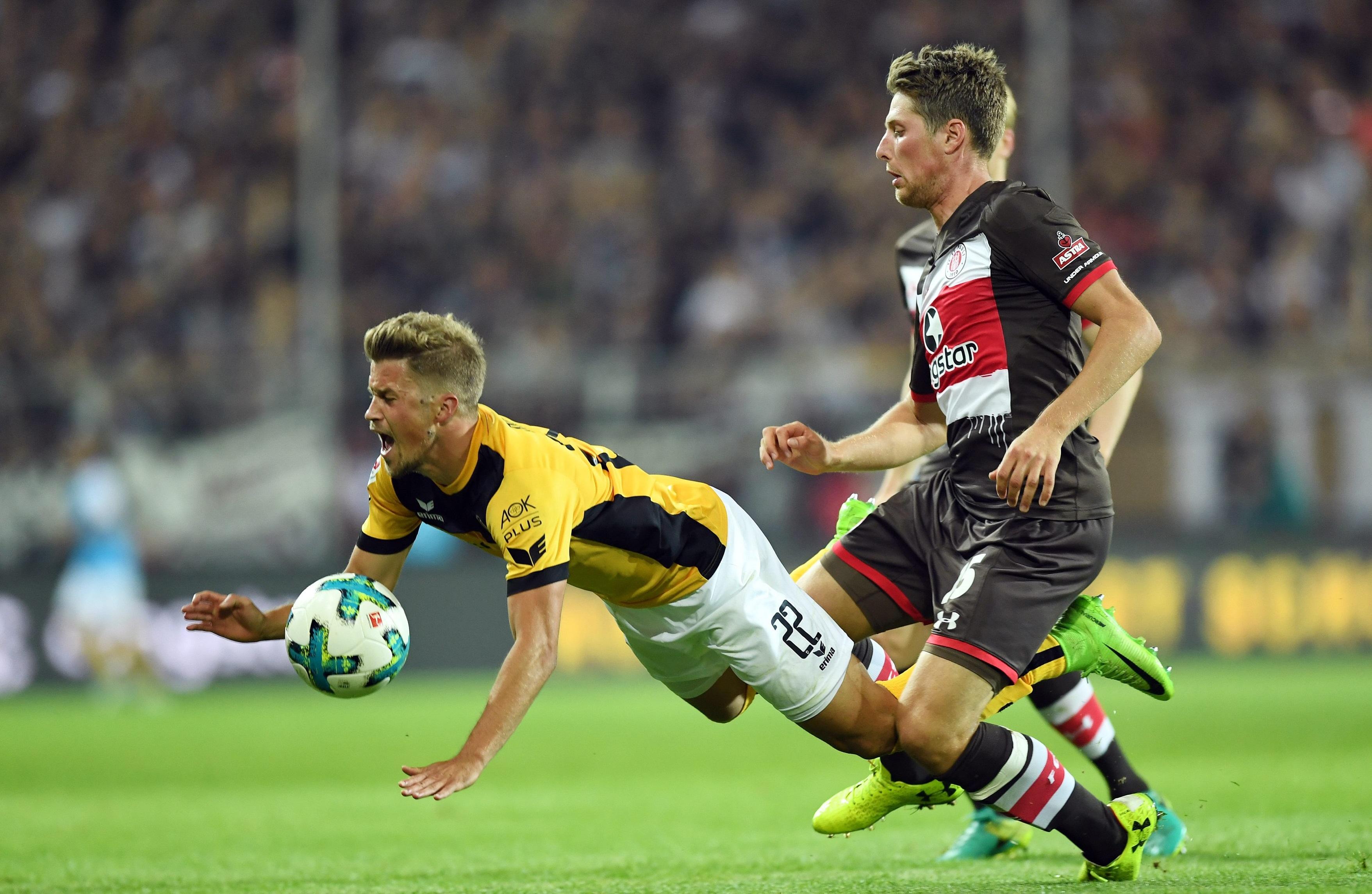 Restkarten für Heimspiel gegen Dresden