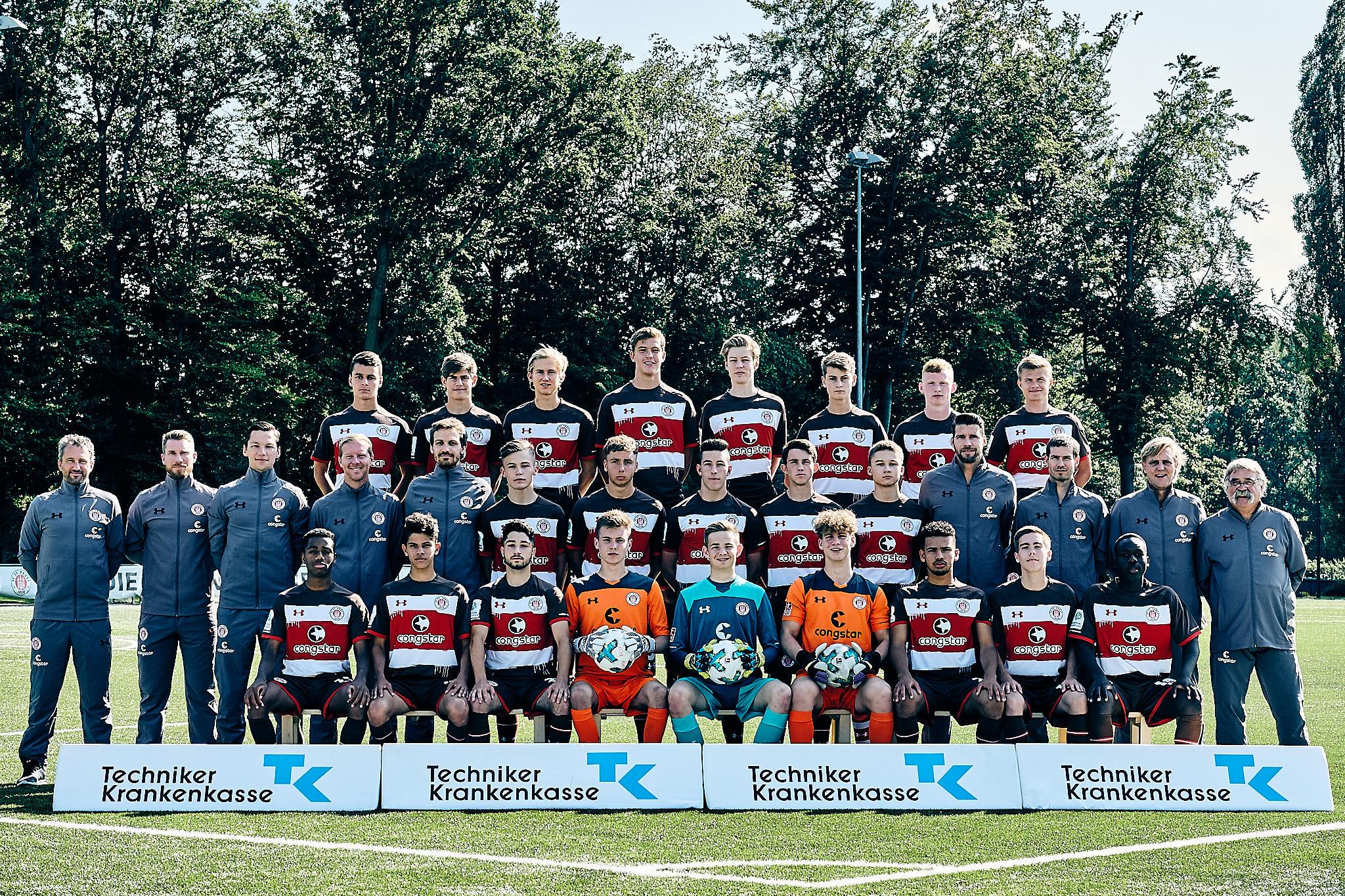 2:0! U17 feiert souveränen Erfolg über Dynamo Dresden