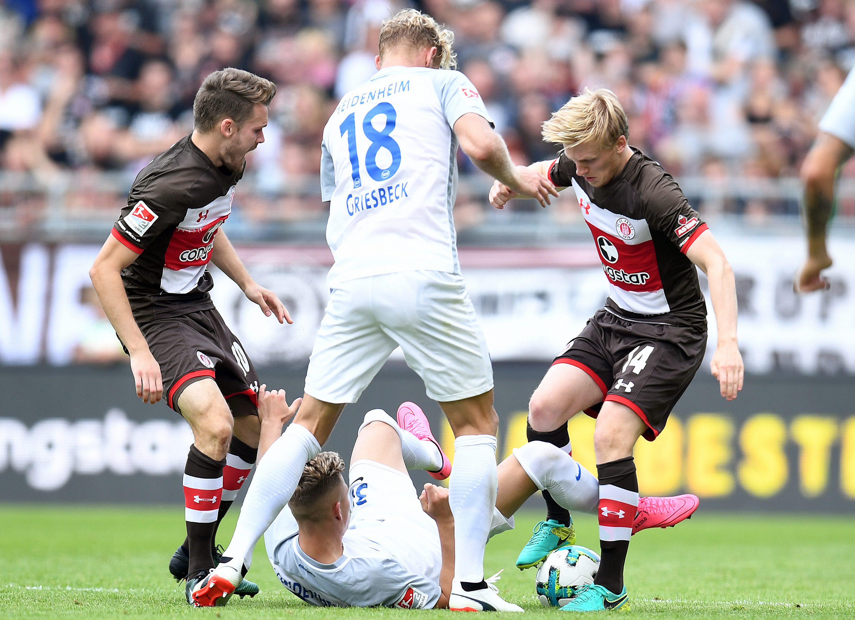 Noch Sitzplatzkarten für Heimspiel gegen Heidenheim erhältlich