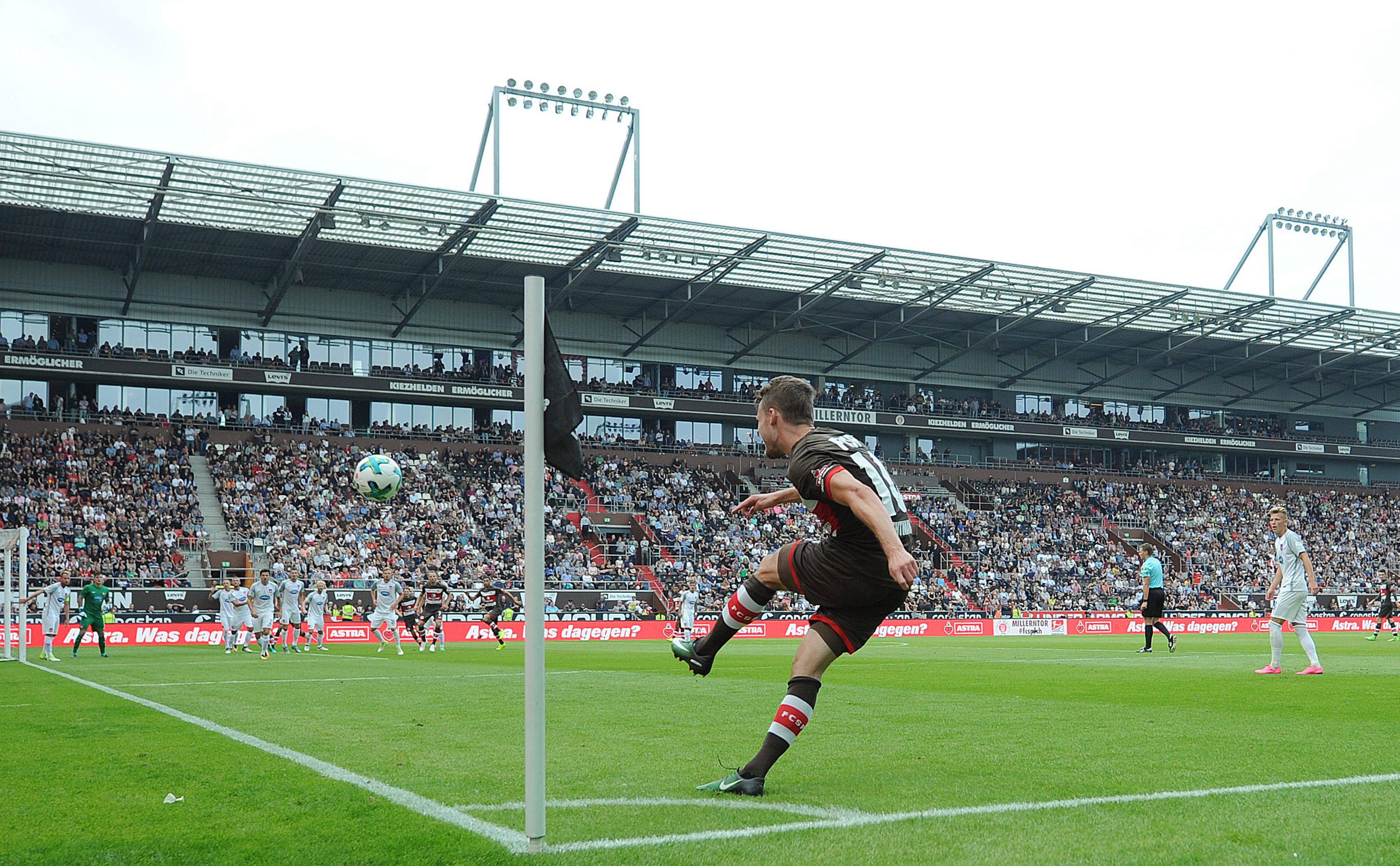 Heimspiel gegen Duisburg ausverkauft - noch Restkarten gegen Bochum, Darmstadt & Nürnberg