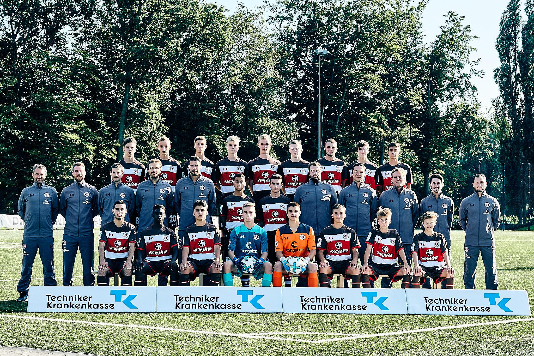 U16 unterliegt Bremen trotz starker Vorstellung