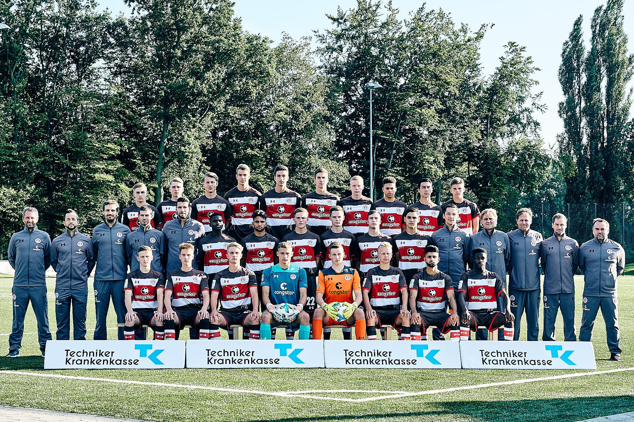 Spiel gedreht! U19 schlägt den VfL Wolfsburg