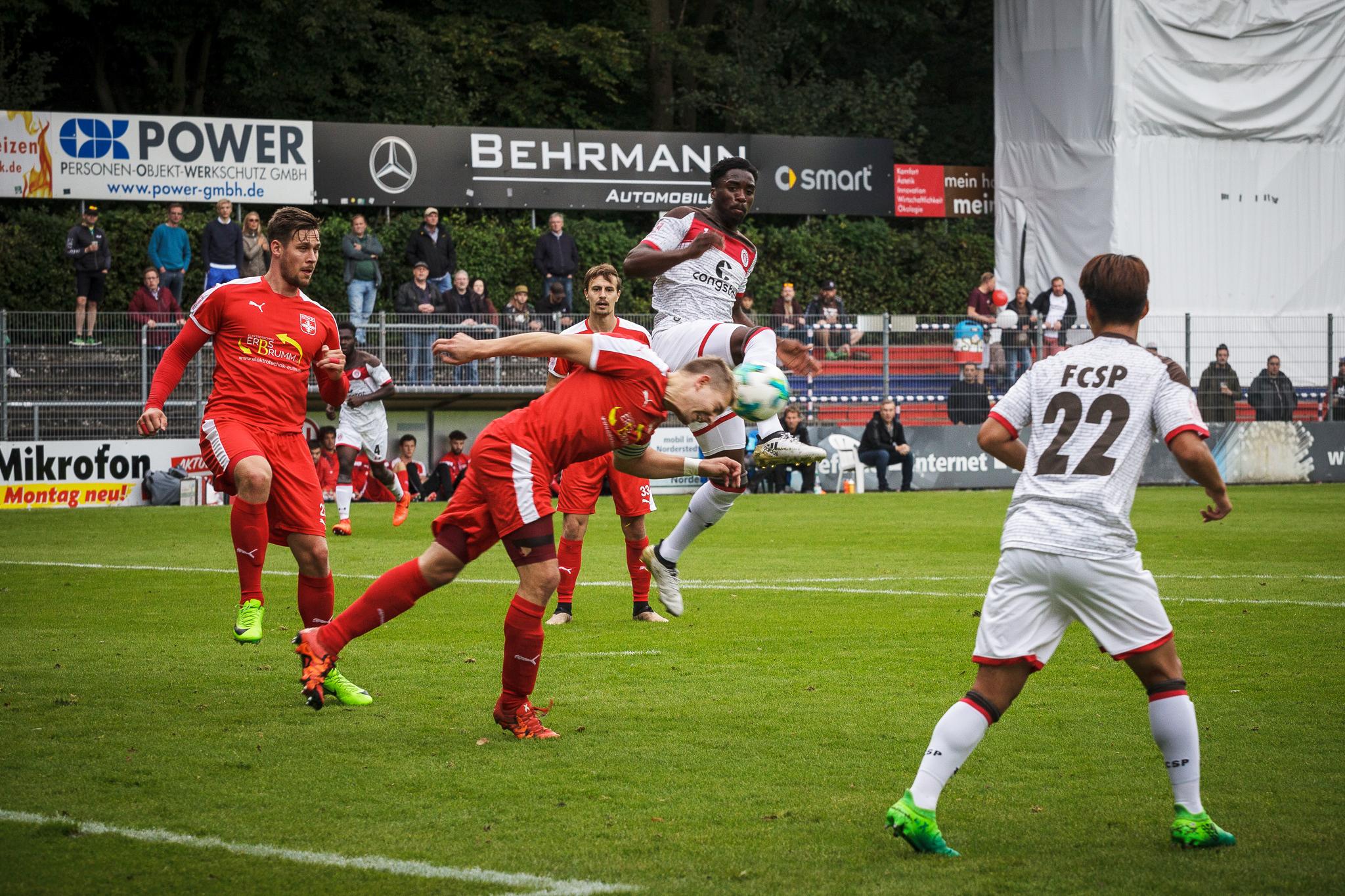 1:0 gegen Eutin: U23 feiert dritten Saisonsieg