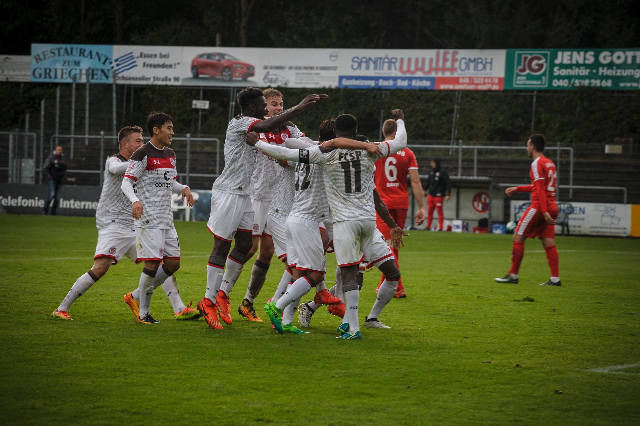 Englische Woche - Teil 2: Unsere U23 will den nächsten Heimsieg