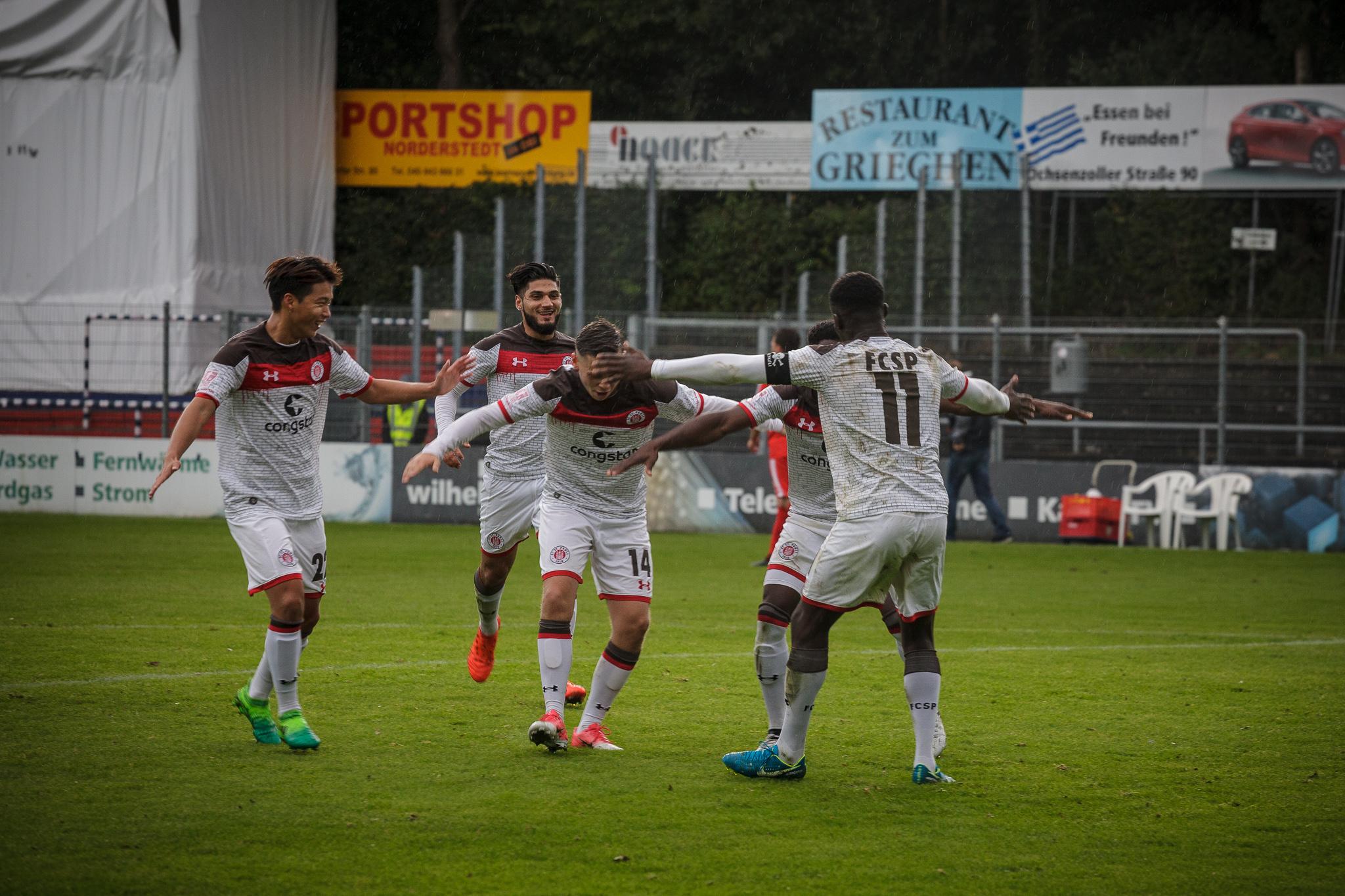 U23 empfängt den LSK - Kiezkicker wollen dritten Sieg in Serie