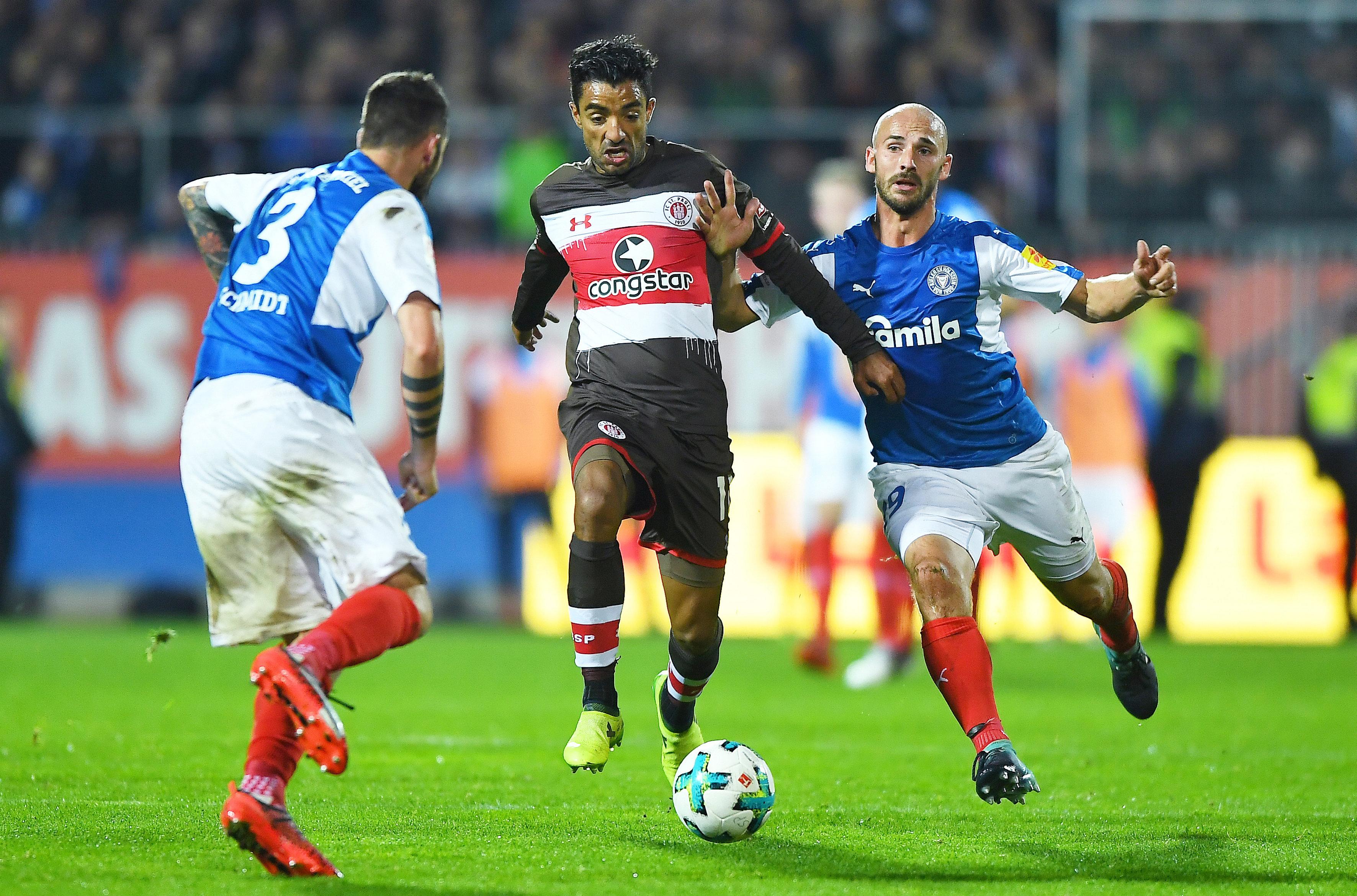 Infos zum Kartenverkauf für Heimspiele gegen Kiel, Braunschweig & Sandhausen