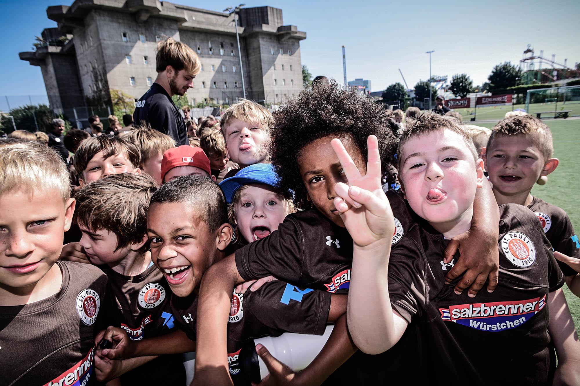 Großer Rabauken-Tag beim Heimspiel gegen Fortuna Düsseldorf
