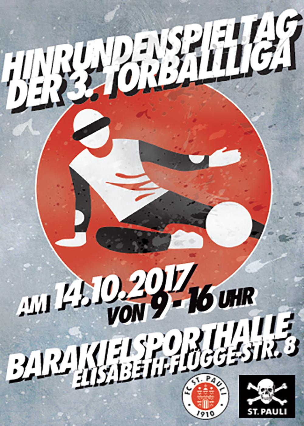 Tor- und Goalballer tragen Hinrundenspieltag im Rennen um Aufstieg in 2. Bundesliga aus