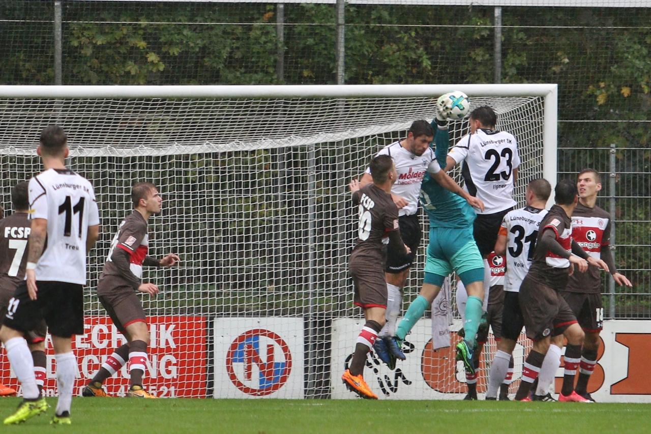 Nach zwei Niederlagen: U23 will in Lüneburg wieder punkten