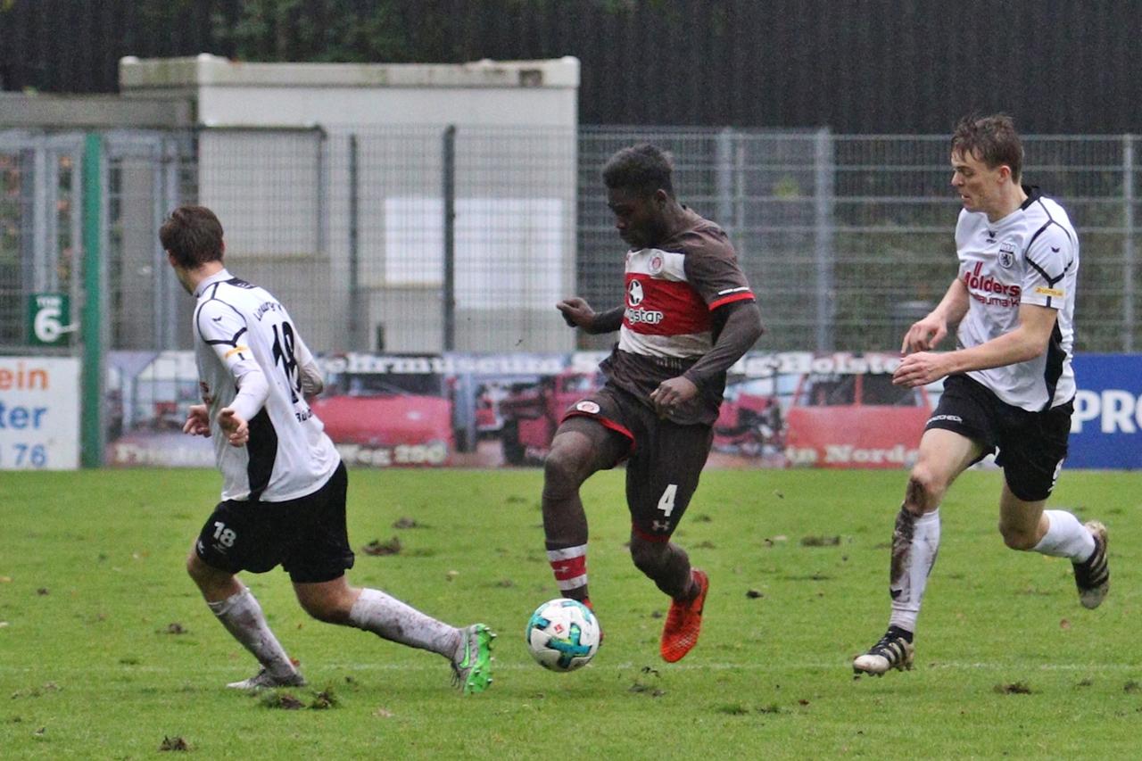 0:2! Früher Doppelschlag führt zu U23-Niederlage
