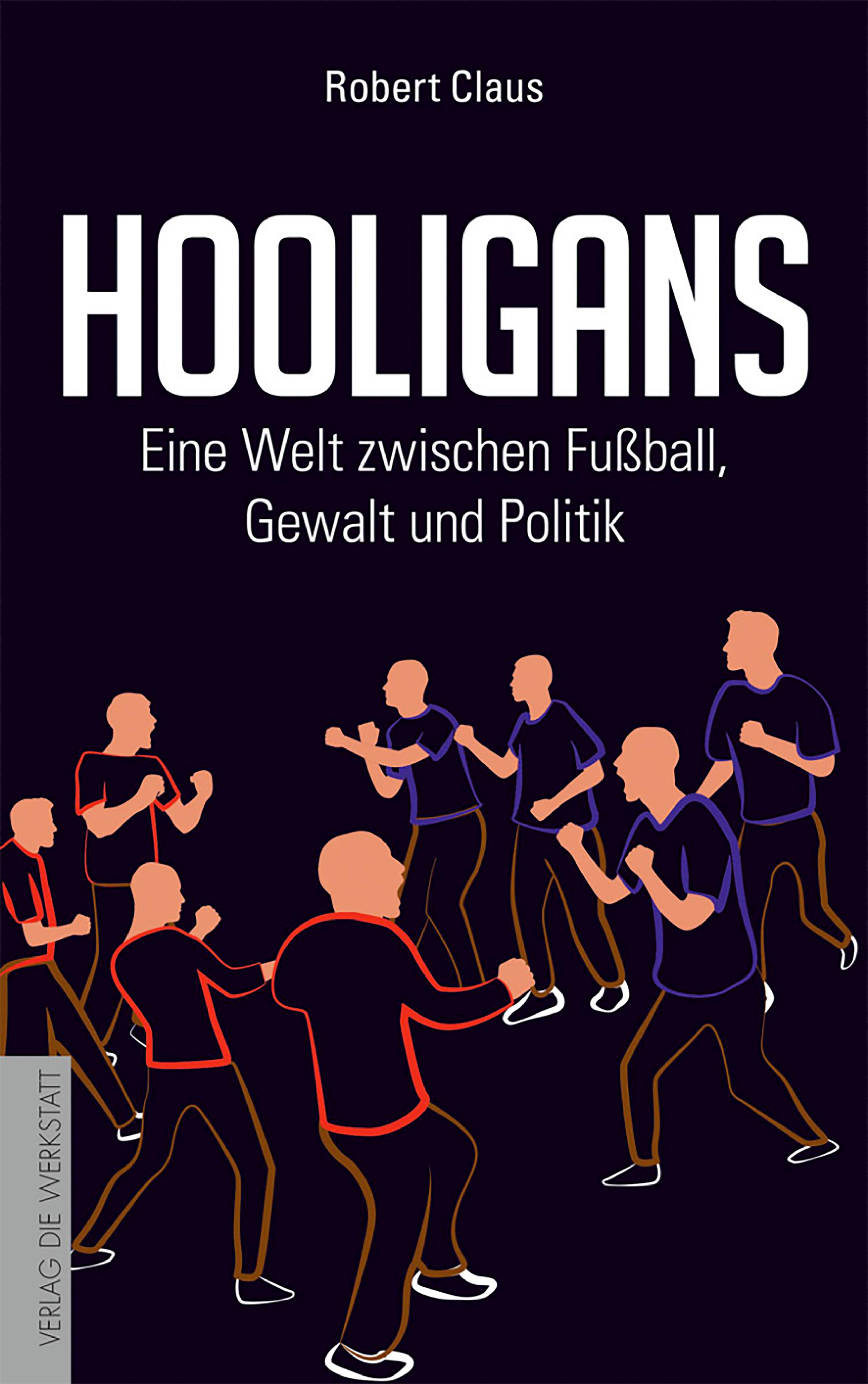 """""""Hooligans. Eine Welt zwischen Fußball, Gewalt und Politik"""" – Lesung in den Fanräumen"""