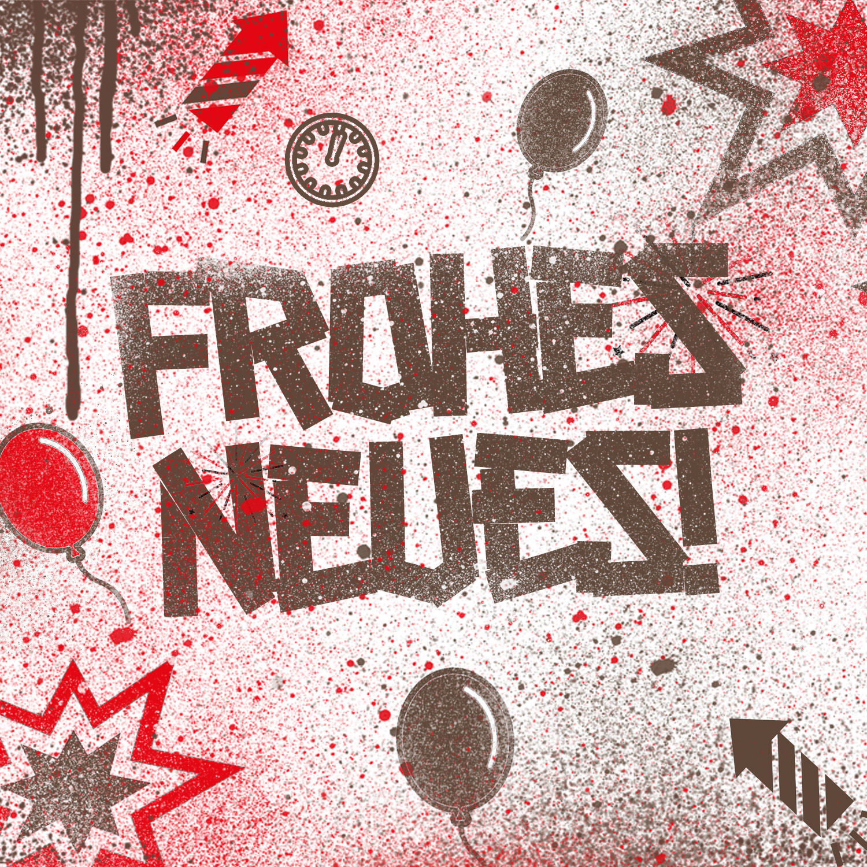 Der FC St. Pauli wünscht einen guten Rutsch und ein frohes neues Jahr!