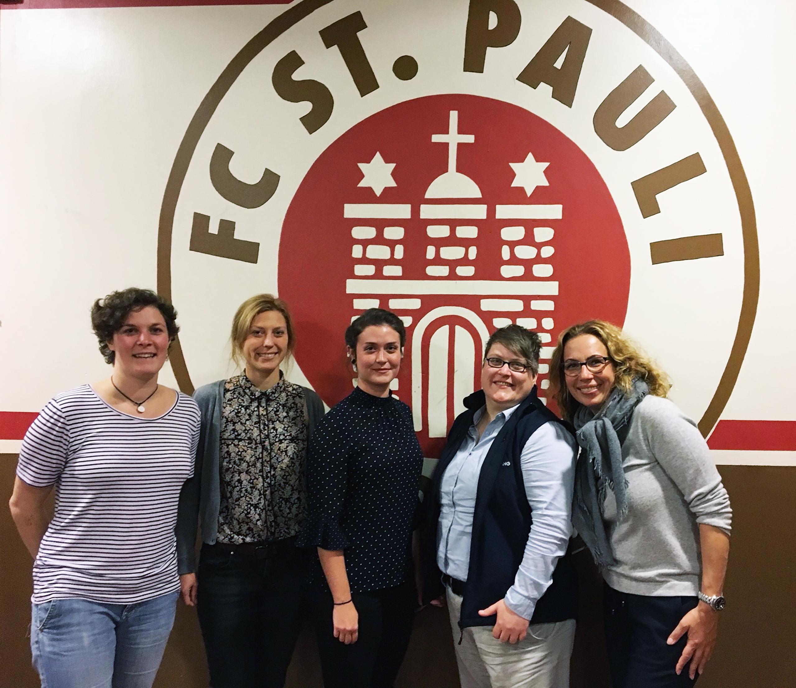 Die starken Frauen vom FC St. Pauli Rugby