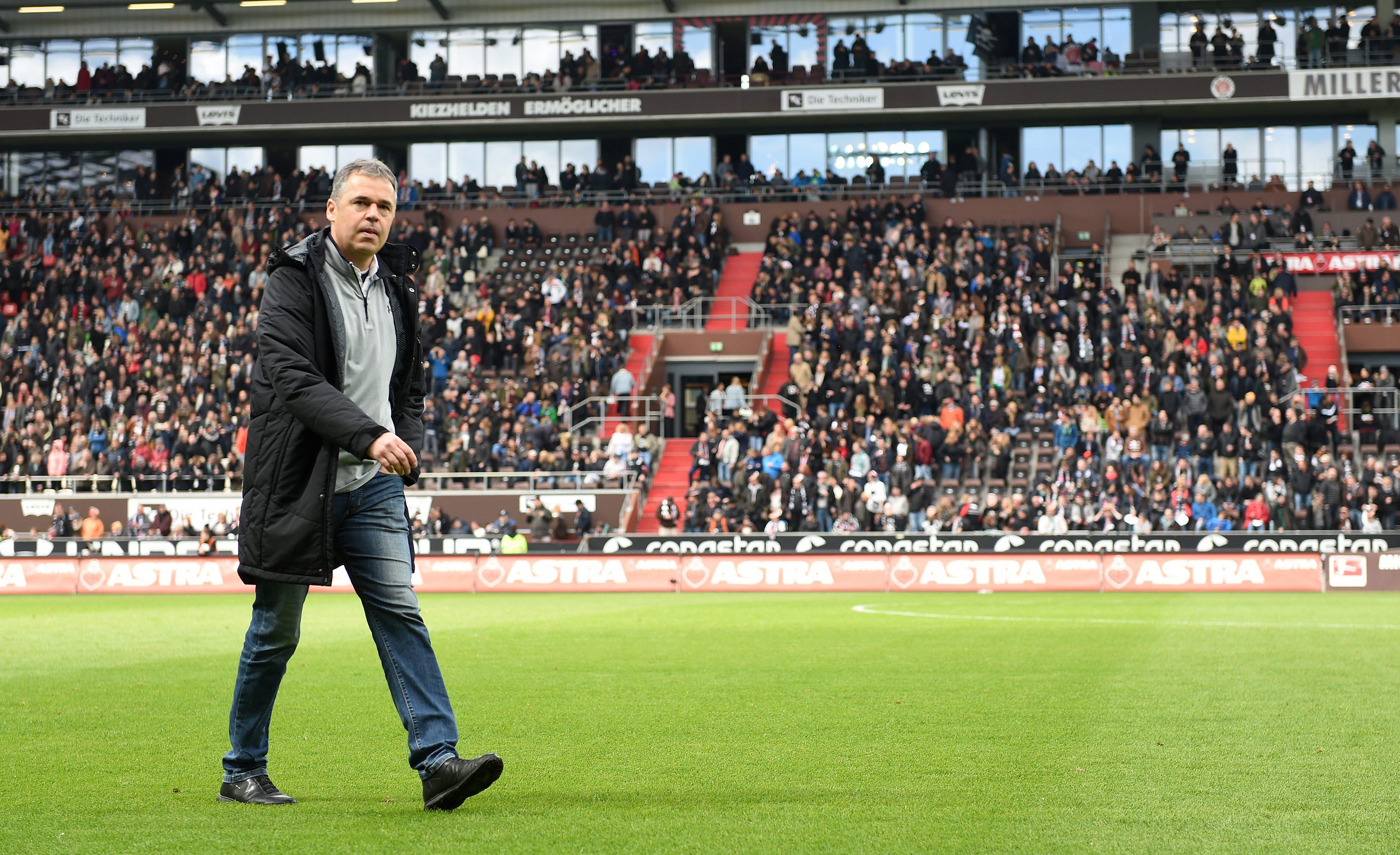 Andreas Rettig verlässt den FC St. Pauli aus persönlichen Gründen zum 30. September 2019