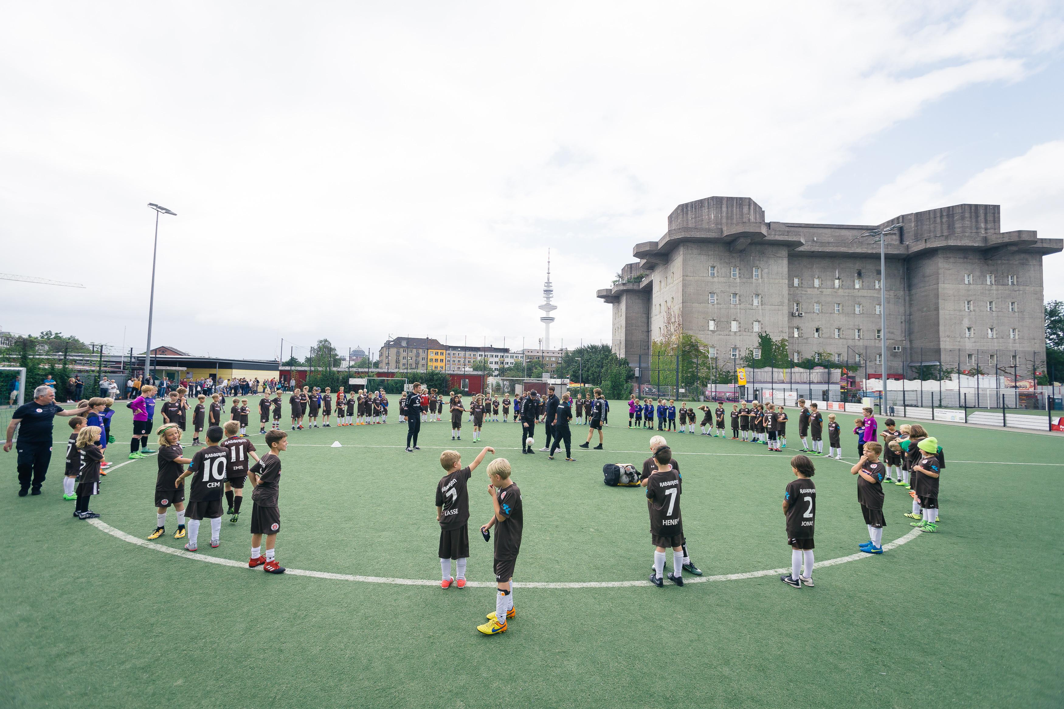 FC St. Pauli Rabauken - Zahlen, Daten und Fakten zum Jahr 2017