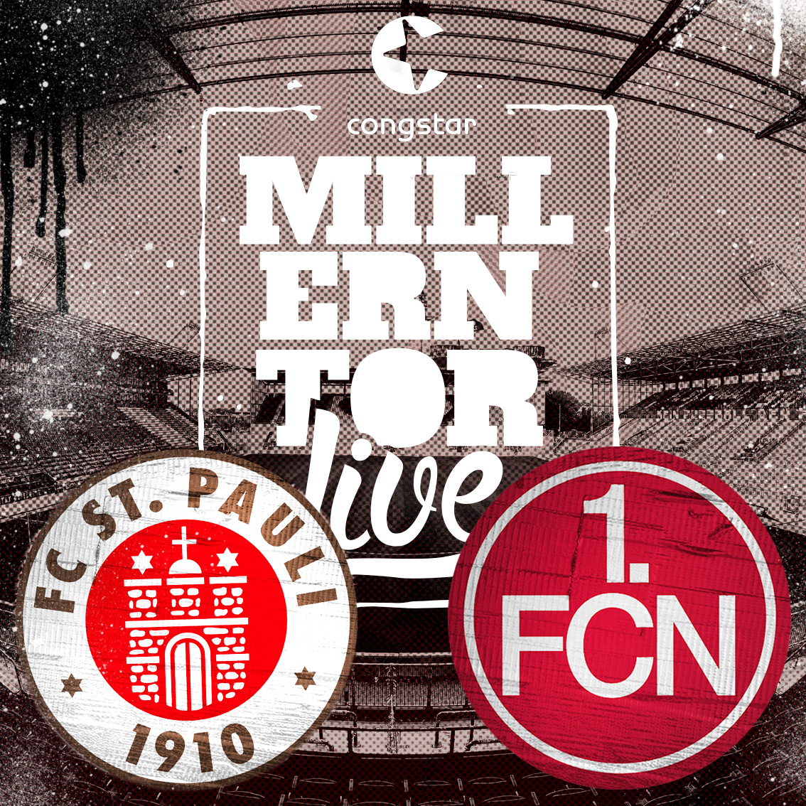 Millerntorlive – unsere Heimspielsendung gegen den FCN