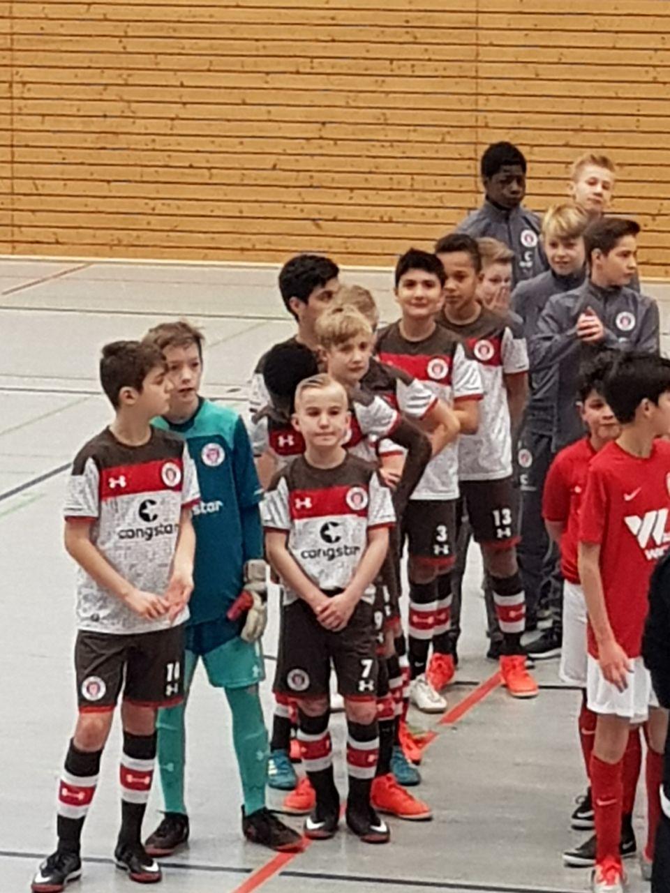 FCSP-Nachwuchteams erreichen Hallenmeisterschafts-Endrunden