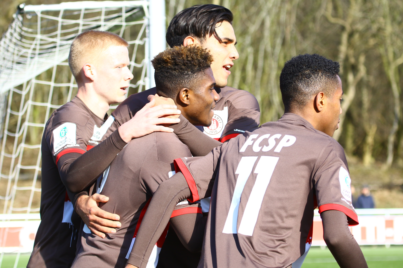 2:1 in Kiel! U19 feiert ersten Sieg im Jahr 2018