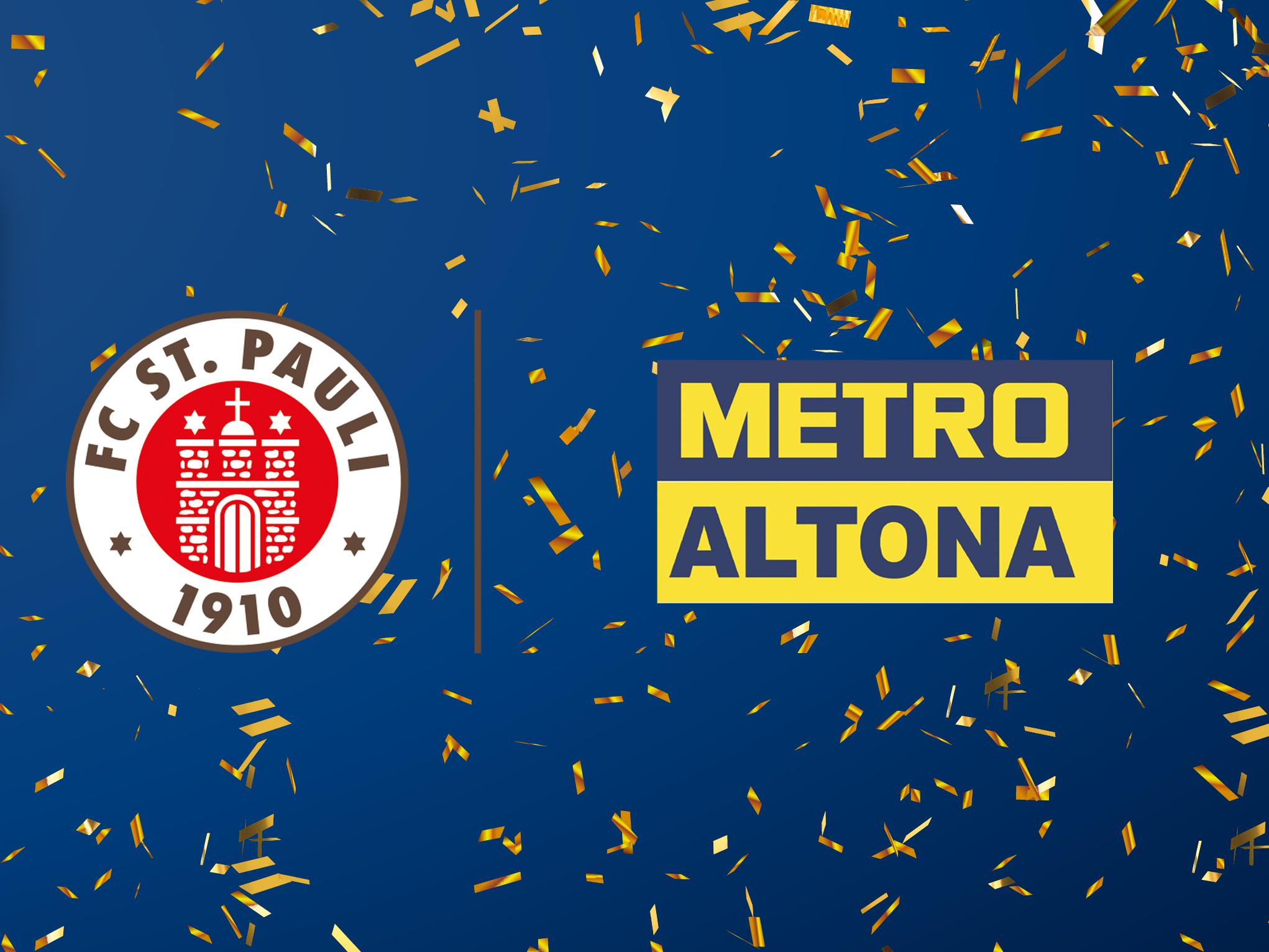Metro Altona feiert Jubiläum