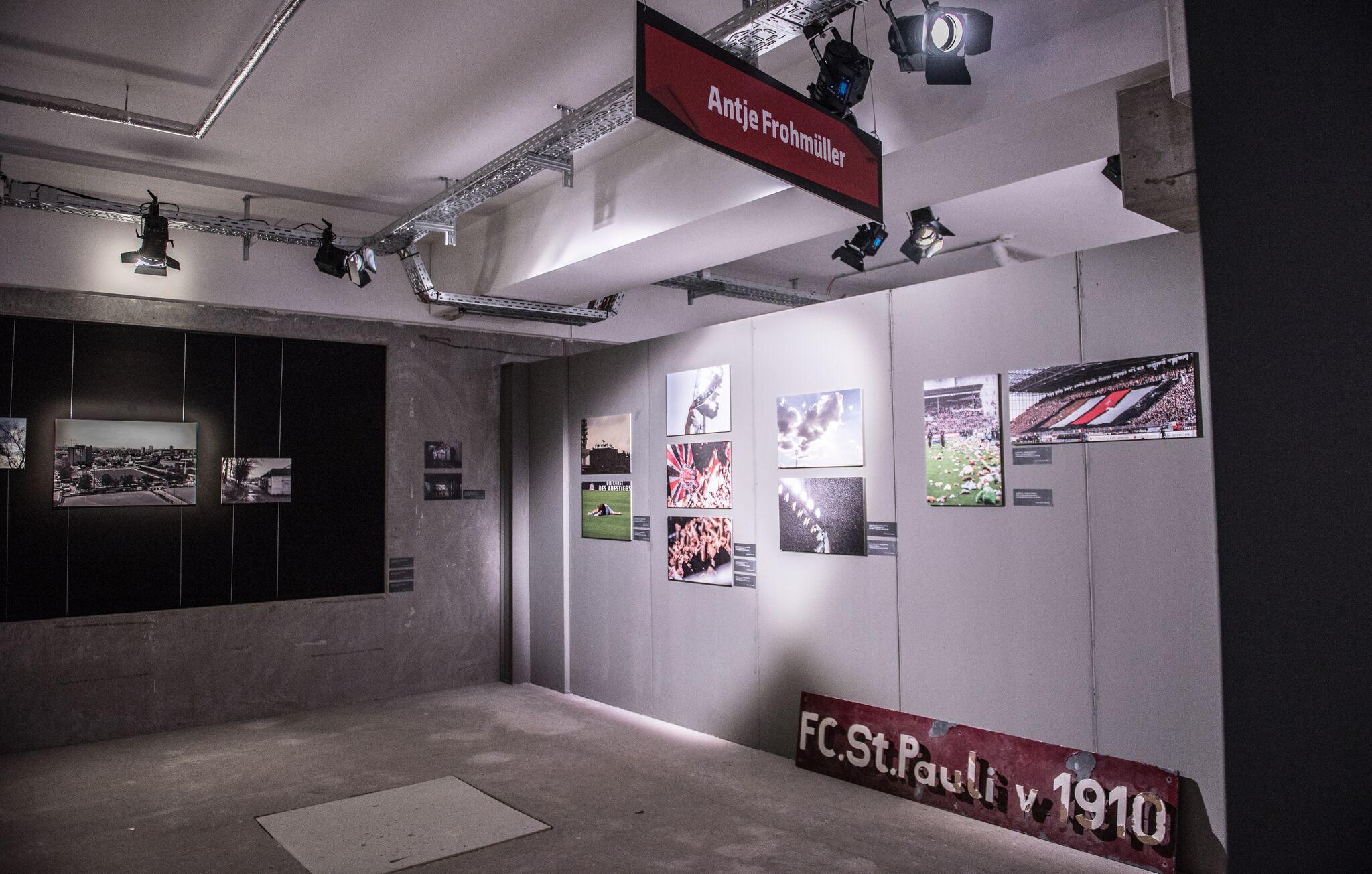 FC St. Pauli visuell: Neue Ausstellung im FCSP-Museum erfolgreich gestartet