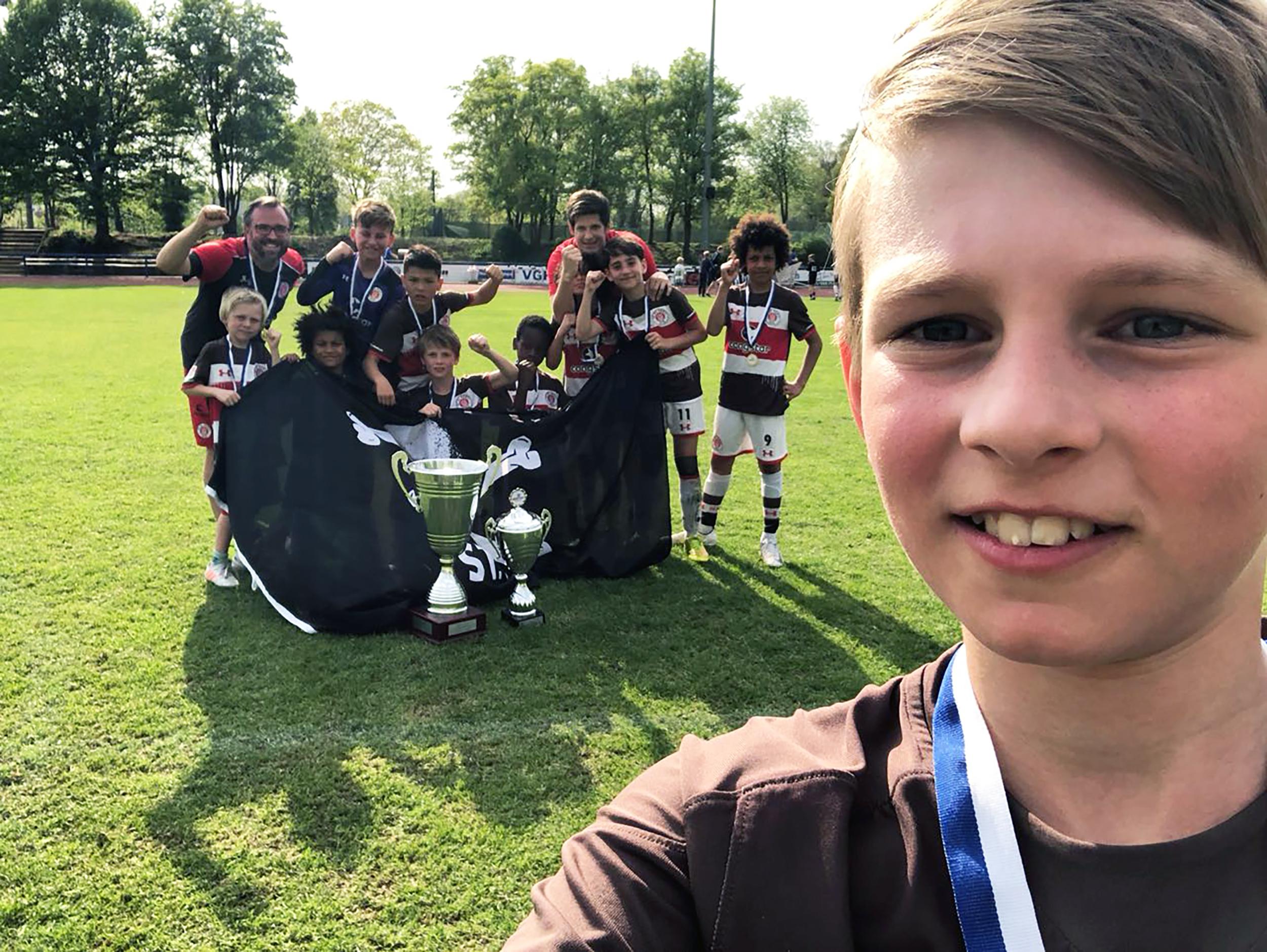 U11 gewinnt internationales Turnier in Osnabrück