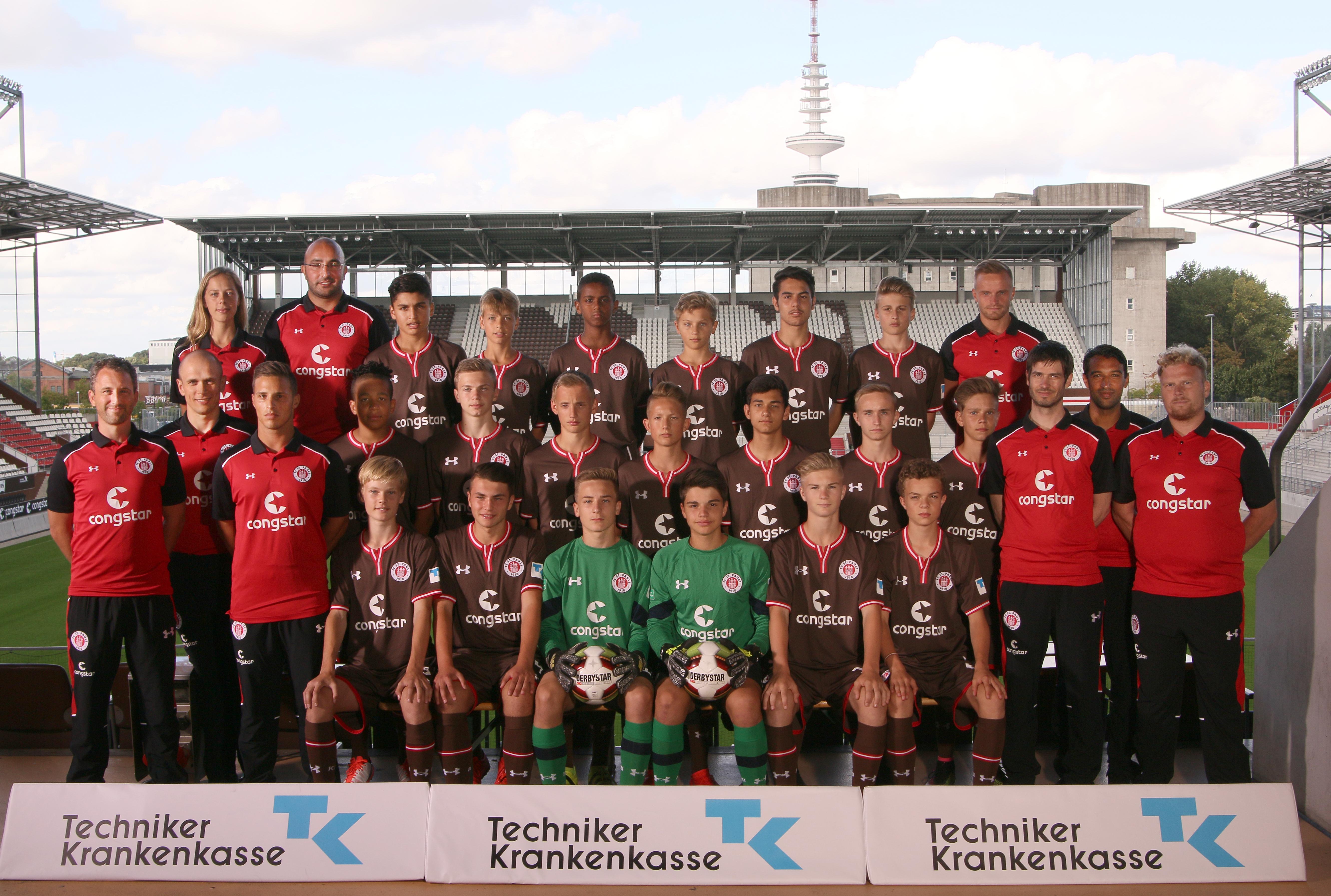 3:0 in Osnabrück: Die U15 feiert wichtigen Auswärtssieg