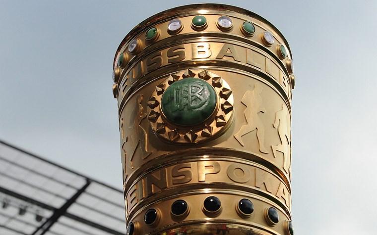 1. Runde im DFB-Pokal 2019/20 - Auslosung am Sonnabend (15.6.)