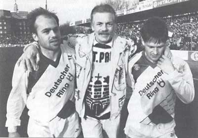 FC St. Pauli Historie 1979 bis 1988