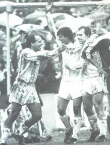FC St. Pauli 1988 bis 1991 Historie