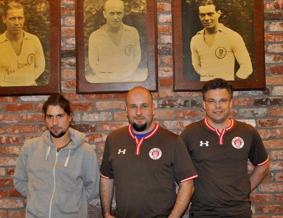 FC St. Pauli Tischfußball Vorstand