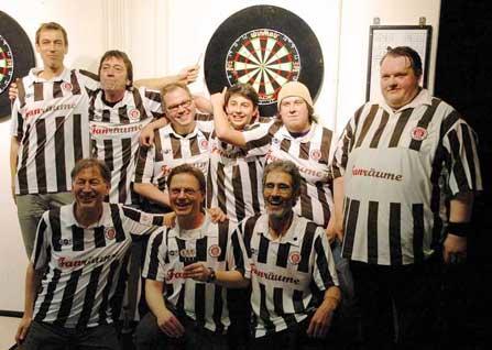FC St. Pauli Dart Team